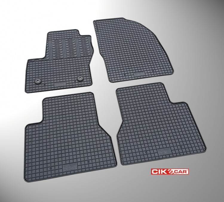 Rubber Mats FORD CONNECT TOURNEO II Manufacturer Of Automotive - Rubber connecting floor mats