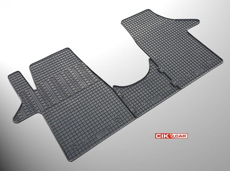 tapis en caoutchouc volkswagen t6 cikcar fabricant de. Black Bedroom Furniture Sets. Home Design Ideas