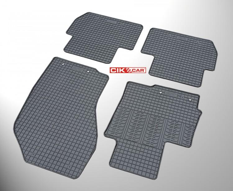 tapis en caoutchouc peugeot 4007 cikcar fabricant de. Black Bedroom Furniture Sets. Home Design Ideas